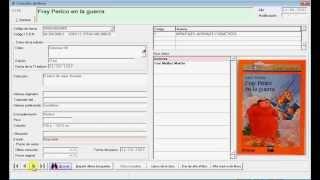 Software para Librerías y Papelerías Verial. Demostración