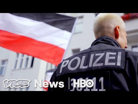 Neo-Nazis In Berlin & Trump's Plan For Afghanistan: VICE News Tonight Full Episode (HBO)