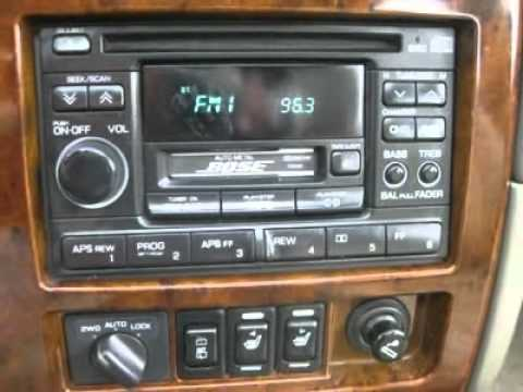 Auto Auction Nj >> 1998 INFINITI QX4 Jersey City, NJ 36712A - YouTube