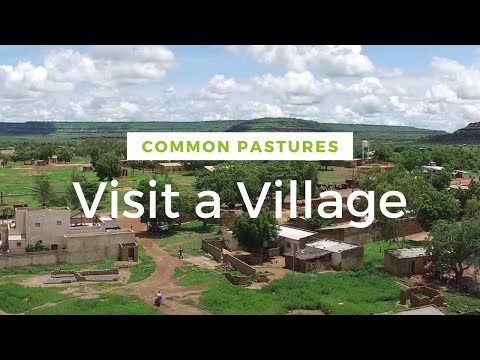 Visit a Village in Mali - Common Pastures