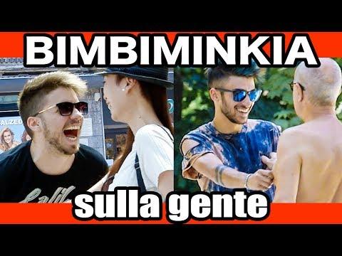 BIMBIMINKIA SULLA GENTE | Matt & Bise