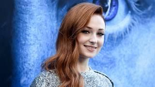Sophie Turner (Sansa Stark) - Photo Tour