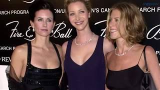 Courteney Cox reunites with Jennifer Aniston, Lisa Kudrow on her 55th BIRTHDAY