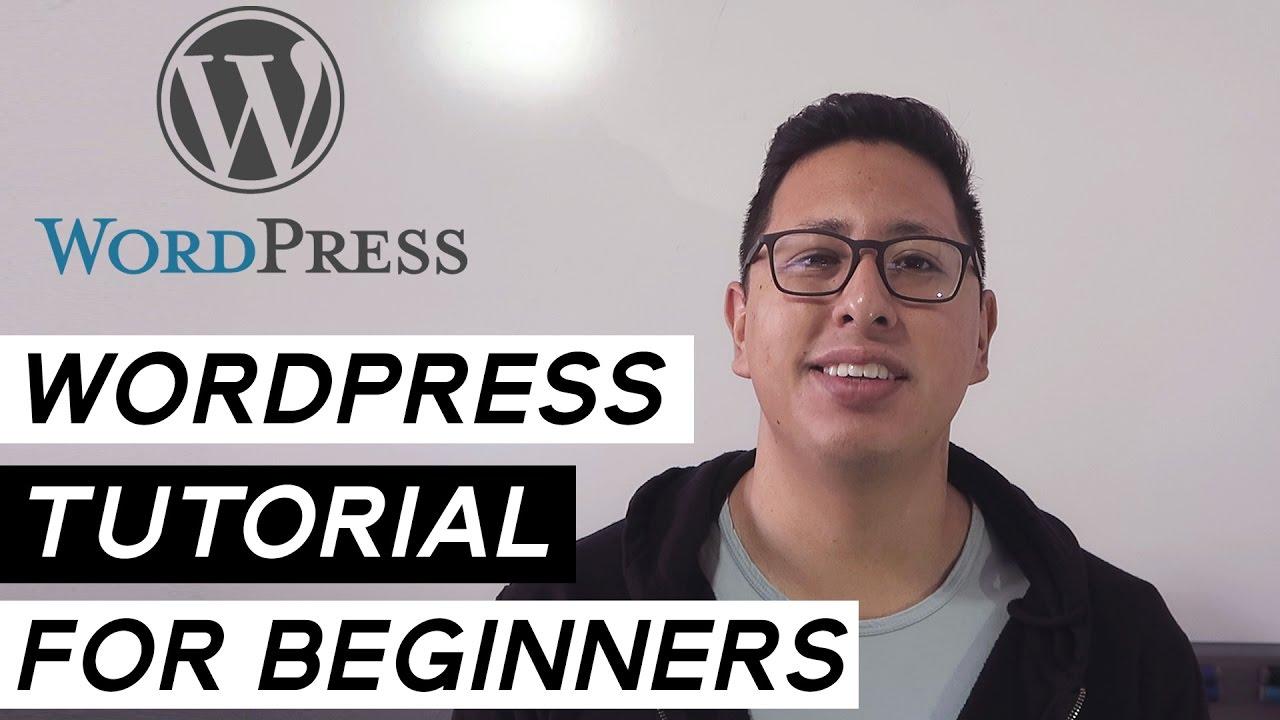 Wordpress tutorials woocommerce webshop youtube.