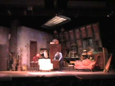 "Arthur Miller's ""The Price"" - J. Nicholas Veser - Part 1"