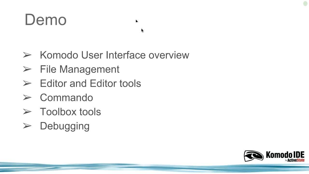 Komodo Webinar Questions | ActiveState
