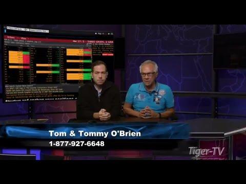 April 28th Bull-Bear Binary Option Hour On TFNN By Nadex - 2017