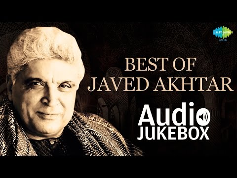 Best Of Javed Akthar | Dekha Ek Khwab | Audio Jukebox: Listen & Enjoy the Magical Lyrics of Javed Akhtar. On his 68th Birthday, Saregama brings to you the Best of Javed Akhtar songs.  For more JukeBox & Song Videos log on & Subscribe to our channel http://www.youtube.com/SongsOfIndianCinema  Javed Akhtar is a poet, lyricist and scriptwriter from India. Akhtar is a mainstream writer and some of his most successful work was carried out in the late 1970s and 1980s with Salim Khan as half of the script-writing duo credited as Salim-Javed.  Born: January 17, 1945 (age 68), Gwalior state  Track Details: 1. Panchhi Nadiyan Pawan Ke Jhonke 00:00 2. Aisa Lagta Hai 09:48 3. Dekha Ek Khwab 17:18 4. Ek Ladki Ko dekha 18:44 5. Tum Ko Dekha Toh Yeh Khayal Aaya 23:19 6. Ye Kahan Aa Gaye Hum 28:10 7. Payalay Chunmun Chunmun 36:04 8. Kuchh na Kaho 42:10 9. Achchi Lagti Ho 48:28 10. Kathai Ankhon Wali 50:44    Film : Refugee Song ::  Panchhi Nadiyan Pawan Ke Jhonke  Singer : Sonu Nigam/Alka Yagnik Music Director : Anu Malik Lyricist : Javed Akhtar Mood :: Happy Theme :: Romantic Featured Starcast :: Abhishek Bachchan/Kareena Kapoor/Jackie Shroff/Sunil Shetty/Anupam Kher  Film : Refugee Song ::   Aisa Lagta Hai  Singer : Sonu Nigam/Alka Yagnik/Abhishek Bachchan/Kareena Kapoor Music Director : Anu Malik Lyricist : Javed Akhtar Mood :: Fate Theme :: Romantic Featured Starcast :: Abhishek Bachchan/Kareena Kapoor/Jackie Shroff/Sunil Shetty/Anupam Kher  Film :   1942 A Love Story Song ::  Ek Ladki Ko dekha  Singer : Kumar Sanu Music Director : R.D. Burman Lyricist : Javed Akhtar Mood :: Happy Theme :: Romantic Featured Starcast :: Anil Kapoor/Manisha Koirala/Jackie Shroff/Pran/Danny Denzongpa/Anupam Kher  Film : Saath Saath Song :: Tum Ko Dekha Toh Yeh Khayal Aaya  Singer : Jagjit Singh/Chitra Singh Music Director : Kuldeep Singh Lyricist : Javed Akhtar Mood :: Happy Theme :: Romantic Featured Starcast :: Deepti Naval/Farooq Sheikh/Dilip Dhawan  Film : Silsila Song ::  Ye Kahan Aa Gaye Hum Singer : Lata Mangeshkar/Amitabh Bachchan Music Director : Shiv-Hari Lyricist : Javed Akhtar Mood :: Love Theme :: Romantic Featured Starcast :: Amitabh Bachchan/Jaya Bhaduri/Sanjeev Kumar/Rekha/Shashi Kapoor/Sudha Chopra/Sushma Seth/Ravi Dubey/Sharmila Roy Chowdhry/Jagdish   Raj/Vikas Anand/Ranvir Raj/Shyam Arora/Raj Bharti/Gauri Shankar/Damyanti Puri/Ashok Verma/Pratima Puri/Kulbhushan Kharbanda/Deven Verma  Film : Virasat Song ::  Payalay Chunmun Chunmun Singer : Kumar Sanu/Chitra Music Director : Anu Malik Lyricist : Javed Akhtar Mood :: Happy Theme :: Romantic Featured Starcast :: Anil Kapoor/Tabu/Pooja Batra  Film : 1942 A Love Story Song ::  Kuchh na Kaho Singer : Kumar Sanu Music Director :  Lyricist : Javed Akhtar Mood ::  Happy Theme :: Romantic Featured Starcast :: Anil Kapoor/Manisha Koirala/Jackie Shroff/Pran/Danny Denzongpa/Anupam Kher  Film :  Kuch Naa Kaho Song ::  Achchi Lagti Ho Singer : Udit Narayan/Kavita Krishnamurthy Music Director : Shankar/Ehsaan/Loy Lyricist : Javed Akhtar Mood :: Joy Theme :: Romantic Featured Starcast :: Abhishek Bachchaishwarya Rai/Tanaz Currim/Others  Film : Duplicate  Song :: Kathai Ankhon Wali Singer : Kumar Sanu Music Director : Anu Malik Lyricist : Javed Akhtar Mood :: Happy Theme :: Romantic Featured Starcast :: Shahrukh Khan/Juhi Chawla/Sonali Bendre/Farida Jalal/Mohnish Behl  For more updates Follow us on Facebook: http://www.facebook.com/Saregama Follow us on Twitter: https://twitter.com/saregamaglobal  For Mobile download Visit : mobile.saregama.com  Lyrics - hu hu hu hey hey hey la la la hu hu hu  katthai aankho wali ik ladki, ek hi baat par bigadti hai katthai aankho wali ik ladki, ek hi baat par bigadti hai tum mujhe kyu nahi mile pahle roj kah kar mujhse ladti hai  katthai aankho wali ik ladki, ek hi baat par bigadti hai tum mujhe kyu nahi mile pahle roj kah kar mujhse ladti hai  katthai aankho wali ik ladki hu hu hu hey hey hey la la la hu hu hu  gusse ki wo tez hai lekin dil ki behad acchi hai wo kaliyo se bhi naazuk hai aur shahad se mithi hai chehre par hai narm ujale baalo me kaali raate chehre par hai narm ujale baalo me kaali raate hans de wo to moti barse phulo jaisi hai baate katthai aankho wali ik ladki, ek hi baat par bigadti hai tum mujhe kyu nahi mile pahle roj kah kar mujhse ladti hai  katthai aankho wali ik ladki hu hu hu hey hey hey la la la hu hu hu  mujhko tumse pyar nahi hai ruth ke mujhse kahti hai lekin har kagaj par mera naam wo likhti rahti hai main bhi uska diwana hu kaise usko samjhau  main bhi uska diwana hu kaise usko samjhau  mujhse milna chhod de wo to main ek din me mar jaau katthai aankho wali ik ladki, ek hi baat par bigadti hai tum mujhe kyu nahi mile pahle roj kah kar mujhse ladti hai  katthai aankho wali ik ladki hu hu hu hey hey hey la la la hu hu hu hu hu hu hey hey hey la la la hu hu hu la la lla  la la lla