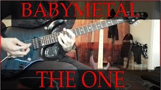 BABYMETAL - The One (LUCAMETAL Version) (Tabs and Mp3 available)