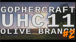 Gophercraft UHC! Episode 2: Always look UP!