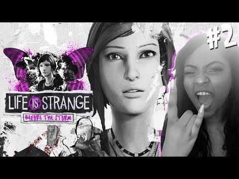 RACHEL 😍 | LIFE IS STRANGE: BEFORE THE STORM - Episode 1 Part #2