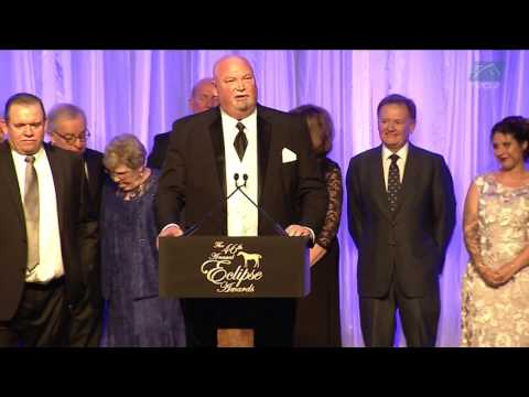 2016 Eclipse Awards: California Chrome Horse of the Year Speech