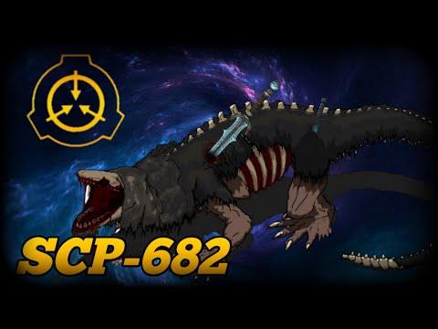 Scp-682 bestia nemuritoare