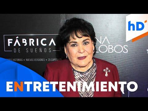 Carmen Salinas tiene miedo que México termine como Cuba   hoyDía   Telemundo