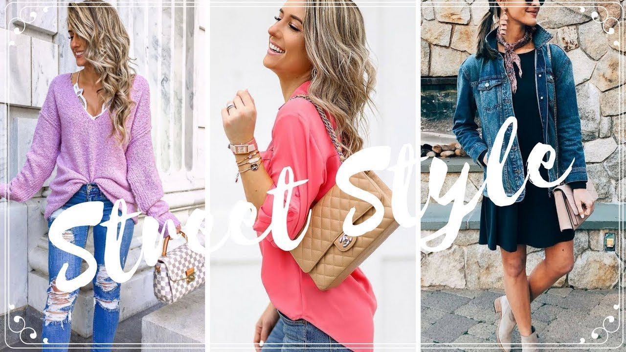 2018 SPRING OUTFITS | ROCK STREET STYLE OUTFITS THIS SPRING