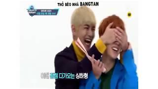 TOP Những khoảnh khắc bắt chước nhau hài hước của BTS