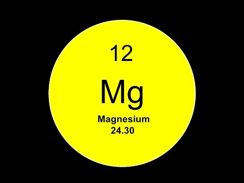 Element 12 - Magnesium Facts
