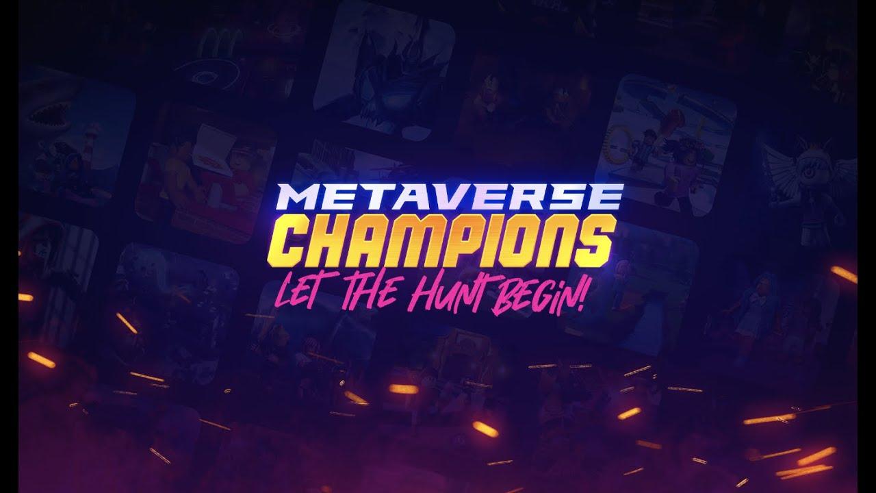 Metaverse Champions Trailer 2021