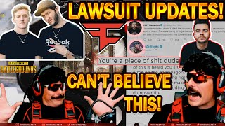 DrDisrespect SHOCKED By Faze Banks FIGHT With Nadeshot Over Tfue's FAZE Lawsuit! + More! (UPDATES!)