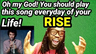 Everybody should have this.. | HERB ALPERT RISE REACTION | First hearing of this version