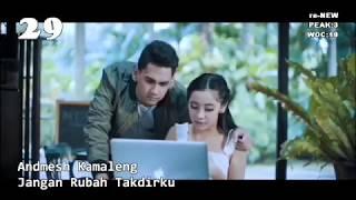 Chart Lagu Indonesia - INDO CHART 30  ( 25 DESEMBER 2017 )