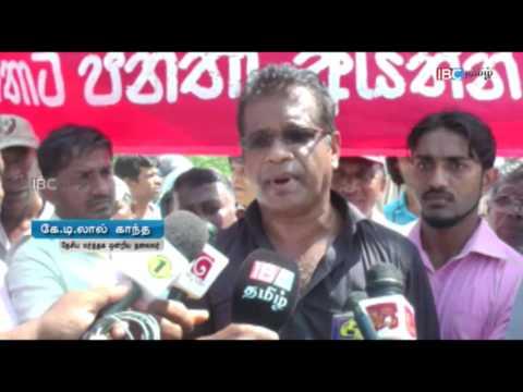 hambantota land lease to china protest