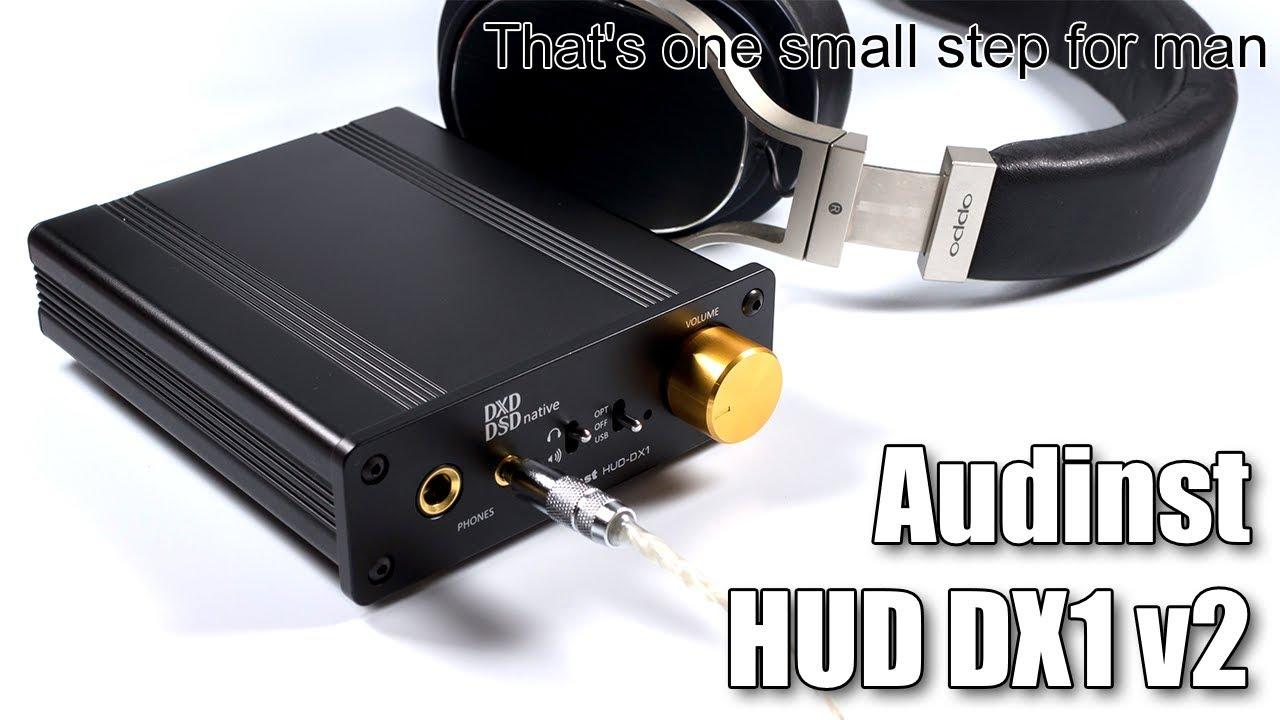 AUDINST HUD-DX1 DRIVER DOWNLOAD