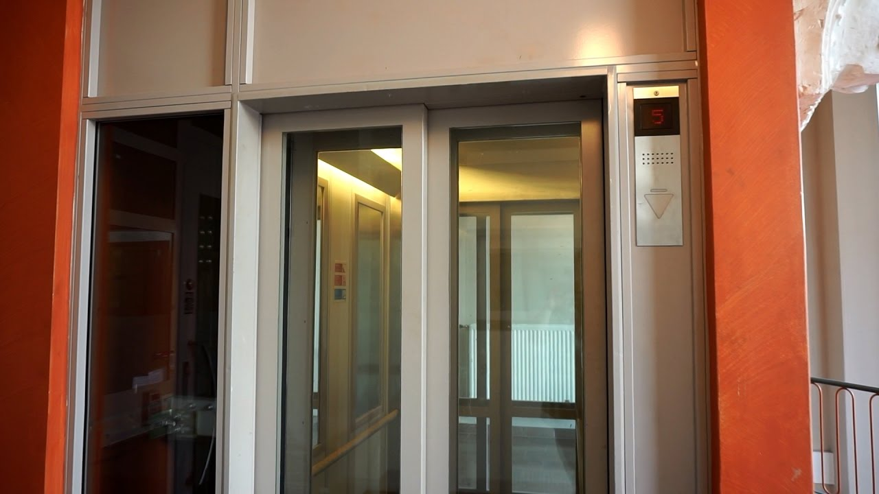 Glass doors 1996 KONE M-series traction elevator @ Bredgränd 7 Uppsala Sweden & Glass doors 1996 KONE M-series traction elevator @ Bredgränd 7 ... pezcame.com