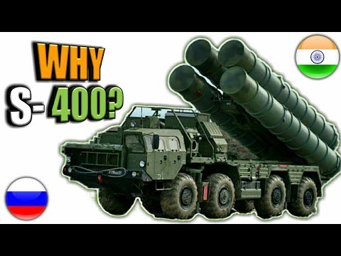 Why India Is Buying S-400 Missile Defence System? S-400 Missile System India - Explained (Hindi)