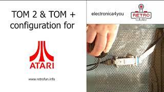 TOM2 & Tom+ config