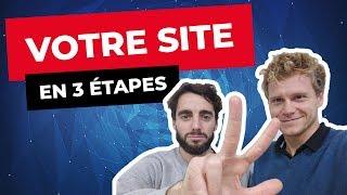 Comment Créer un SITE WordPress en 30 min ! ? (2019)