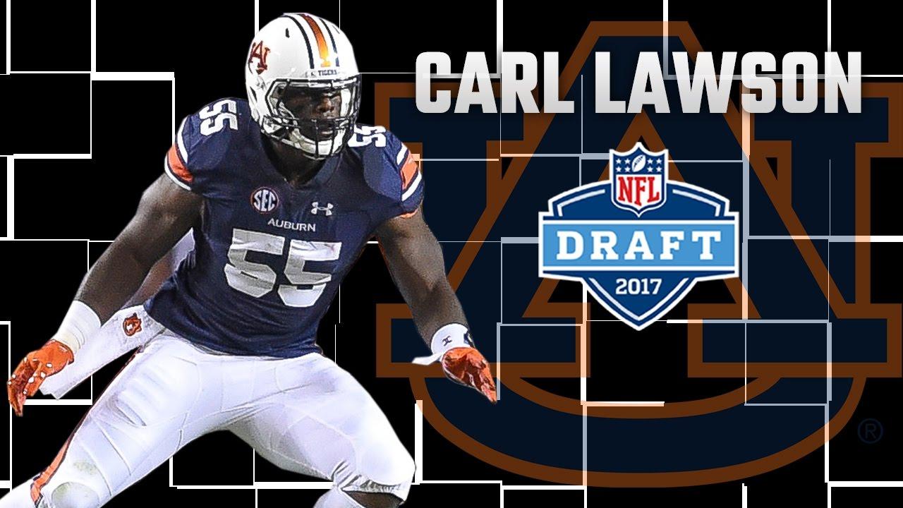 Carl Lawson NFL Jersey