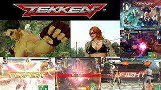 TEKEN Mobile Version Perfect Fighting Game & download | TRICKY TAMIZHA |