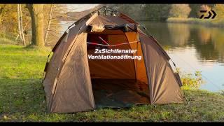 DAIWA: D-Vec Ruck-Zuck Zelt   2018