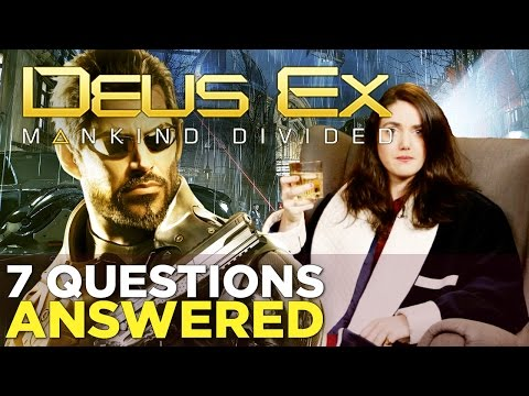 Top 7 Questions About Deus Ex: Mankind Divided — SEO PLAY, Episode 2