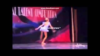 Dance moms roleplay week 1 Chloe solo Roar