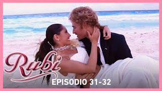 Rubí: Rubí y Héctor se casan en Cancún | Capítulo 31-32