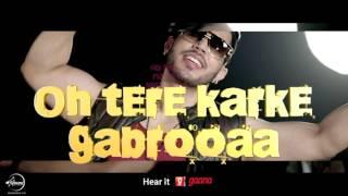 Tere Karke Gabrua Lagdi Na Akh Mutiyar Di Free MP3 Song Download 320 Kbps