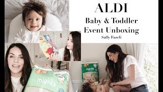 Video ALDI Baby & Toddler Event Product Unboxing | AD download MP3, 3GP, MP4, WEBM, AVI, FLV Agustus 2018