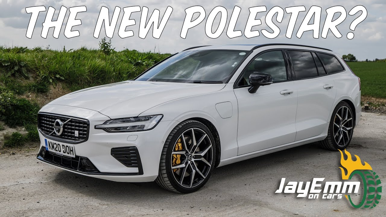 2020 Volvo V60 Polestar Engineered Review - The 405BHP Twin Charged Hybrid!