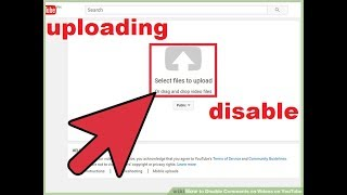 when your youtube video uploading is disable?