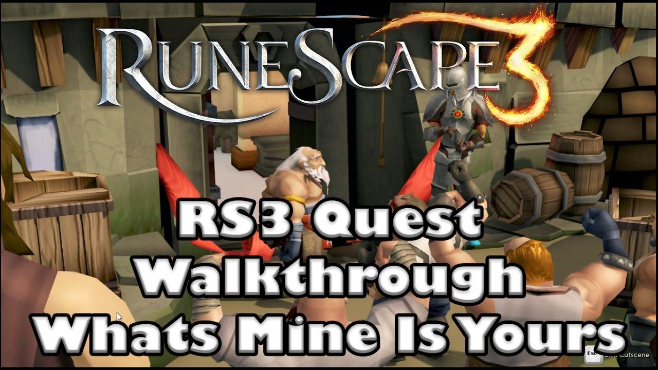 Walkthrough dating quest