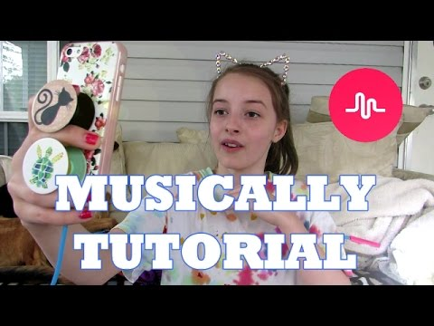 MUSICAL.LY TUTORIAL - FINDING TUNES, HAND MOTIONS, LIGHTING, & TRANSITIONS