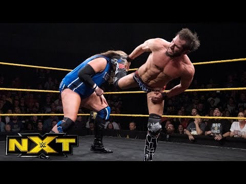 Johnny Gargano vs. Kassius Ohno: WWE NXT, Dec. 6, 2017