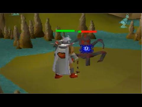 RuneScape 2007 - First 99! Untrimmed HP - Dat Death