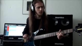 Talisman - Colour My XTC Bass Cover
