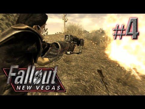 Обороняемся от подрывников - Fallout: New Vegas (Project Nevada) - #4