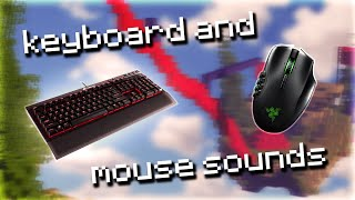 keyboard & mouse sounds [Ranked Bedwars]