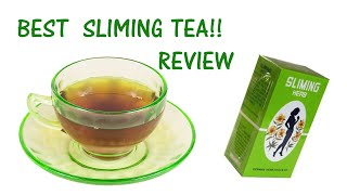 SLIMING HERB TEA REVIEW.
