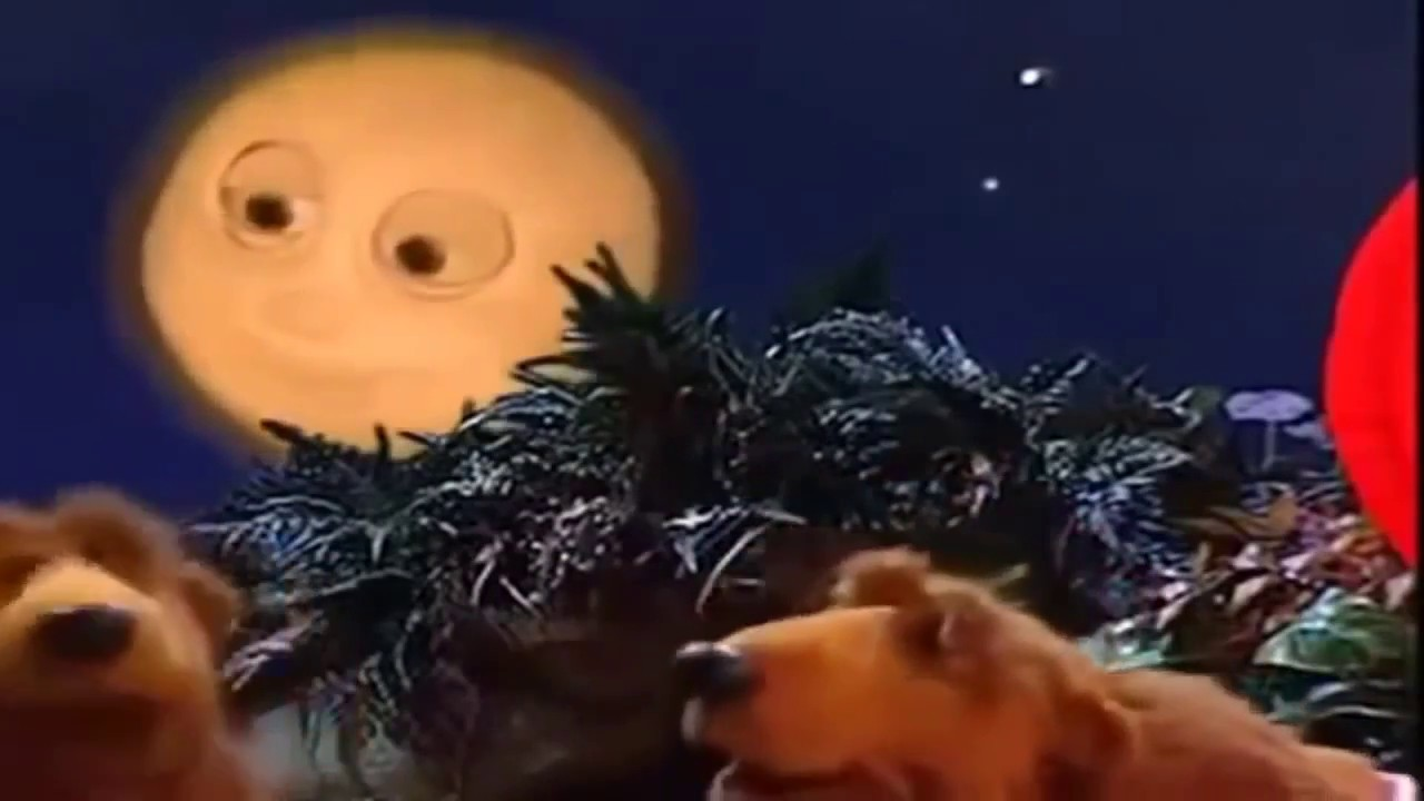 bear in the big blue house and to all a good night youtube
